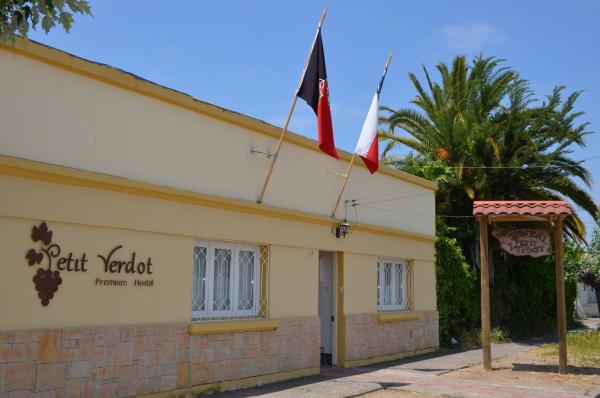 Фотографии отеля: Hostal Petit Verdot, Santa Cruz