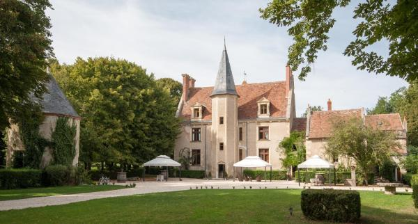 Hotel Pictures: Château - Hôtel Le Sallay, Magny-Cours