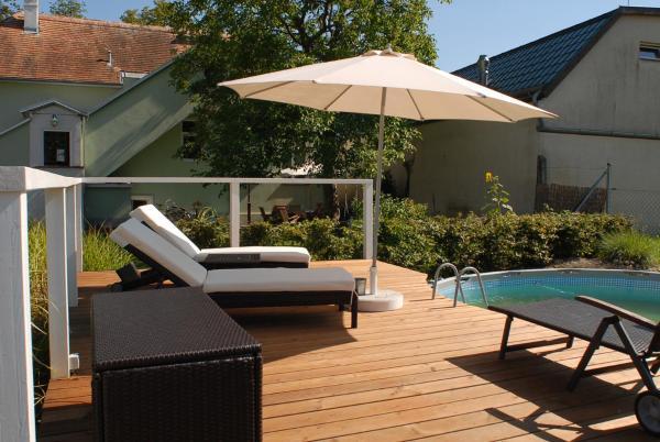 Fotos de l'hotel: Ferienhaus Donauvilla Wien, Korneuburg
