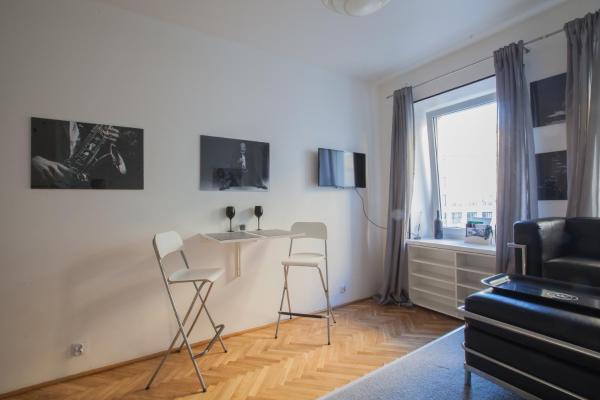 Studio Apartment - Trzech Krzyży Plaza