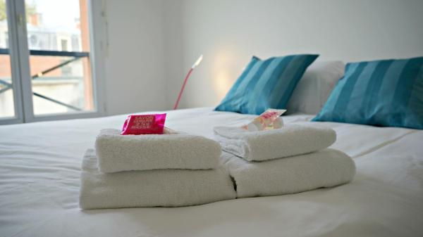 Fotografie hotelů: Little Suite - Candice, Lille