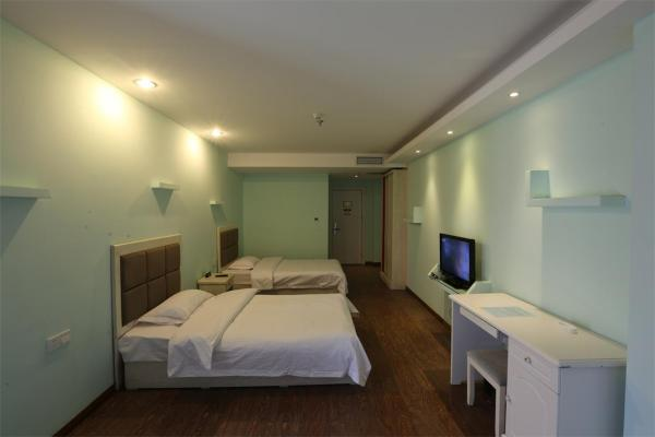 Hotel Pictures: Blue Whale Minghai Hotel, Zhangbei