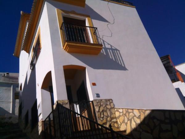 Hotel Pictures: Casa Del Aguila Bajo, Abrucena