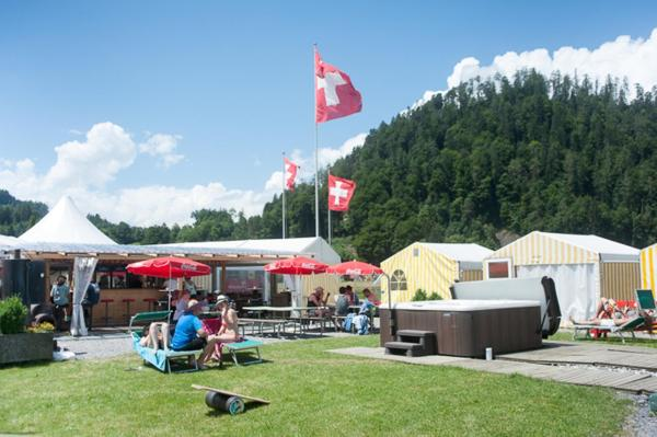 Hotel Pictures: The Tent Village, Interlaken