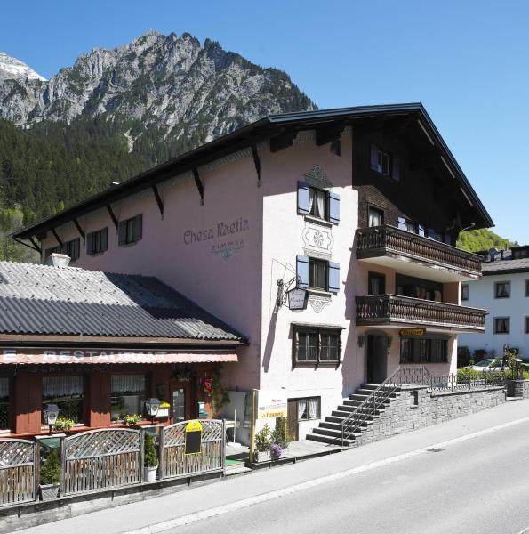 Photos de l'hôtel: Hotel Garni Lodge Chesa Raetia, Klösterle am Arlberg