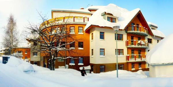 Hotel Pictures: Apartmány Rokytka u sjezdovky, Rokytnice nad Jizerou