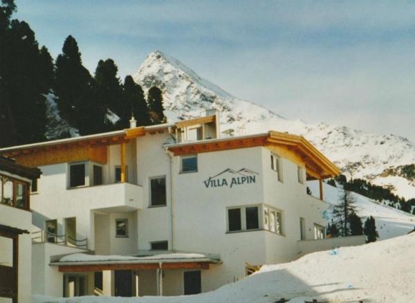 酒店图片: Villa Alpin, 奥伯古格尔