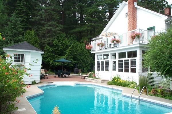 Hotel Pictures: Le Gîte de la St-Lawrence, Saint-Alexis-des-Monts