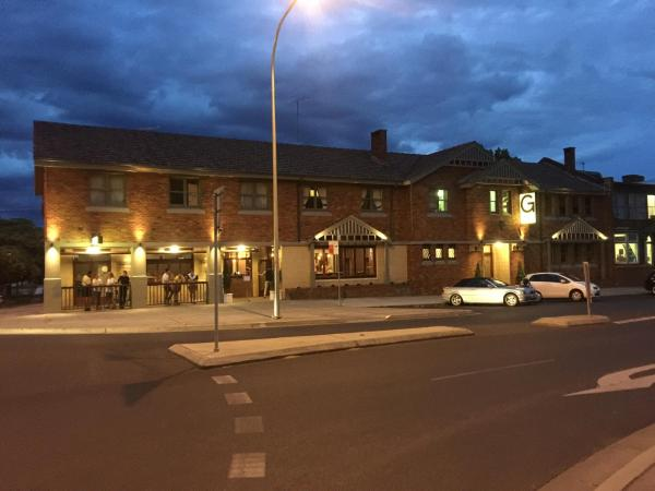 Hotellikuvia: The George Hotel, Bathurst