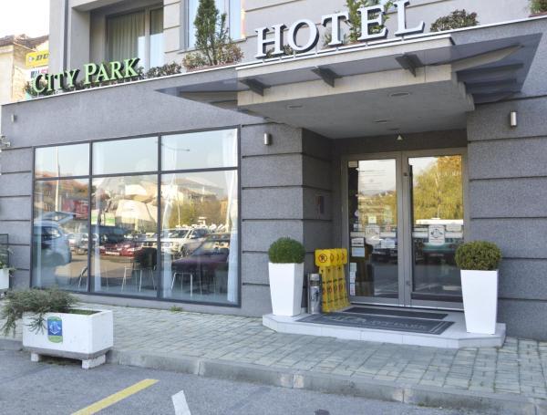 Hotel Pictures: City Park Hotel, Skopje