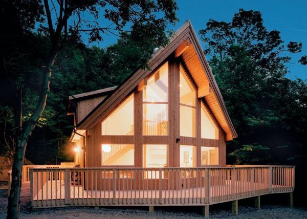 Hotel Pictures: Penvale Lake Lodges, Llangollen