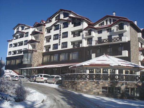 Foto Hotel: Snezhanka Apartments TMF, Pamporovo