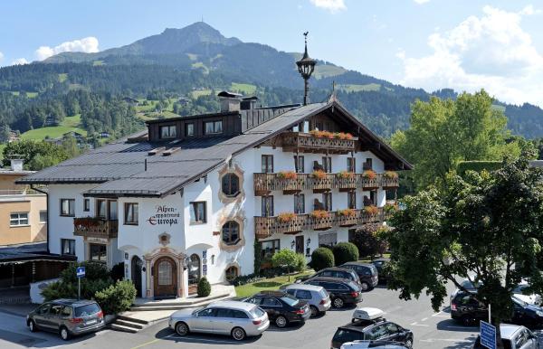 Foto Hotel: Alpenappartement Europa, Sankt Johann in Tirol