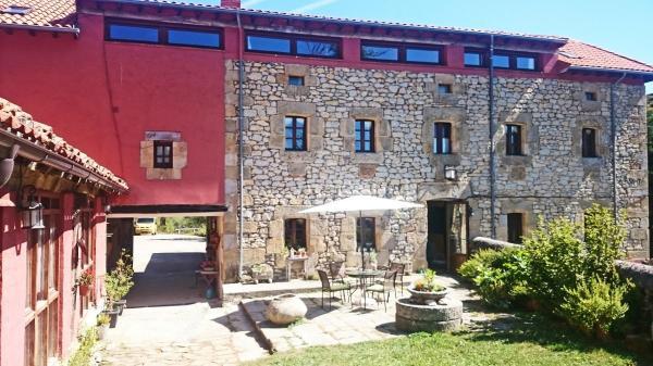 Hotel Pictures: Hotel Rural Molino De Luna, Soncillo