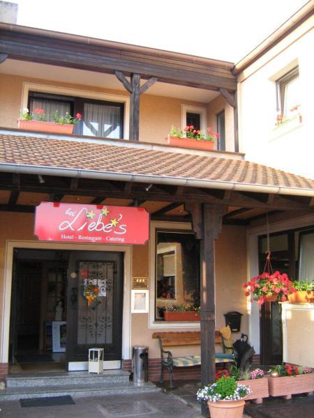 Hotelbilleder: Hotel-Restaurant bei Liebe's, Erlenbach am Main