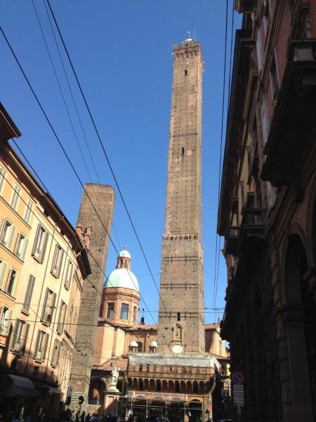 Soggiornare a Bologna te stesso