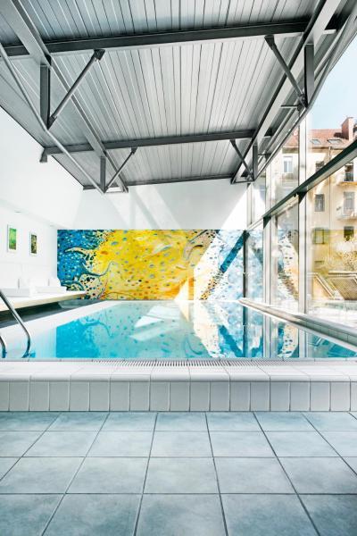 Φωτογραφίες: Augarten Art Hotel, Γκρατς