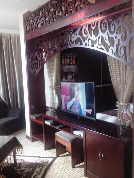 Hotel Pictures: Jiuquan Minzhen Inn, Jiuquan