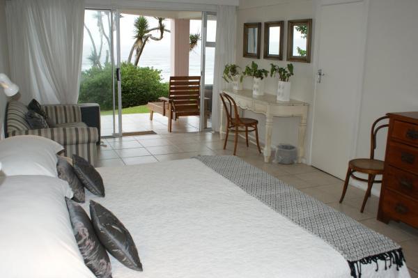 Double Room with Ocean View - Hadedah