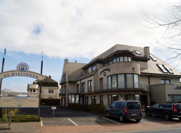 Fotos de l'hotel: Apparthotel De Wielingen, Westende