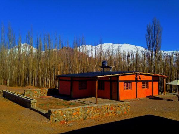 Zdjęcia hotelu: Cabañas de los Andes, Uspallata