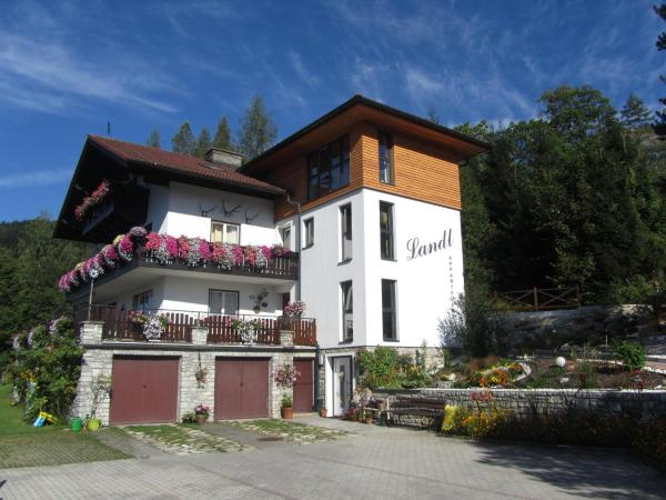 ホテル写真: Haus Landl, Haus