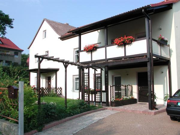 Hotel Pictures: Ferienwohnung Mülli, Bad Frankenhausen