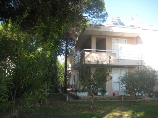 酒店图片: Apartment Vila F3 Gjiri I Lalezit, Mullini i Danit