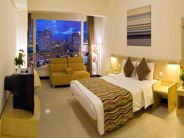 Hotel Pictures: Lu'an Junsong Inn, Luan