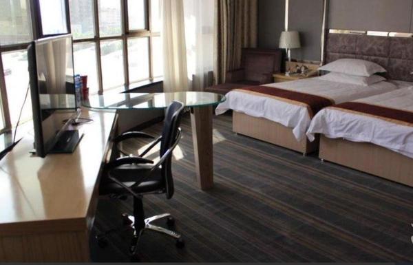 Hotel Pictures: Jiuquan Changshan Lake Internation Hotel, Jiuquan
