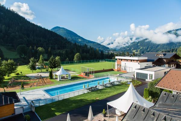 Fotos do Hotel: Jugendhotel Wurzenrainer, Wagrain