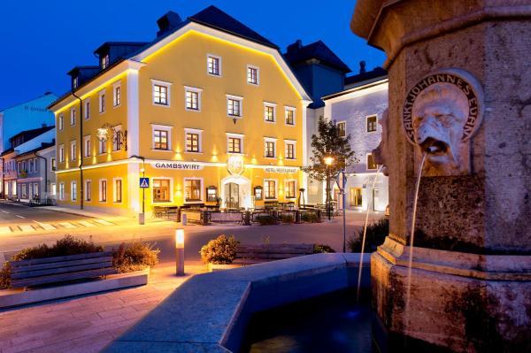 ホテル写真: Gasthof Gambswirt, Tamsweg