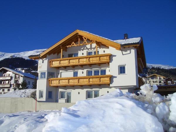 Hotelfoto's: Apartments Alpenjuwel, Fiss