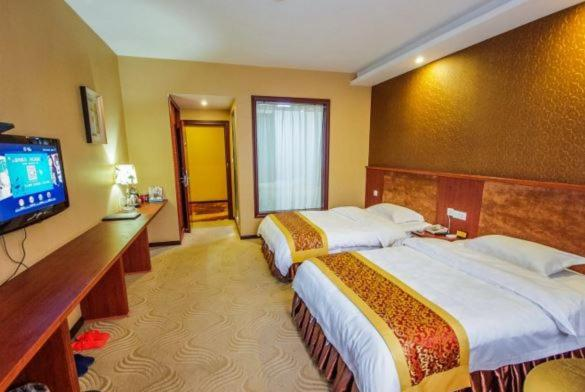 Hotel Pictures: Dingyue Business Inn, Yibin
