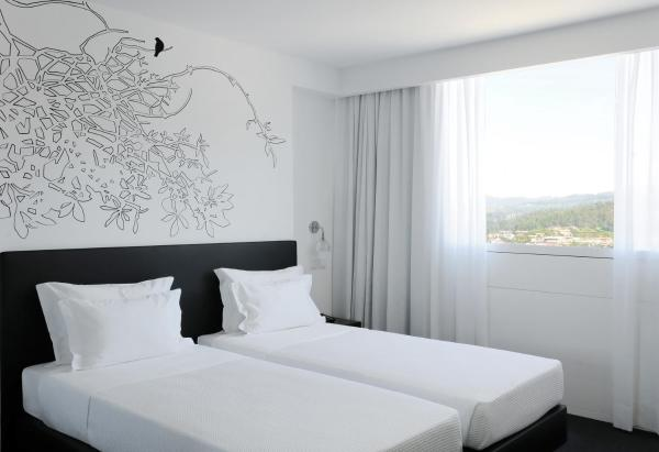 Double or Twin Room with Spa Swimming Pool Access