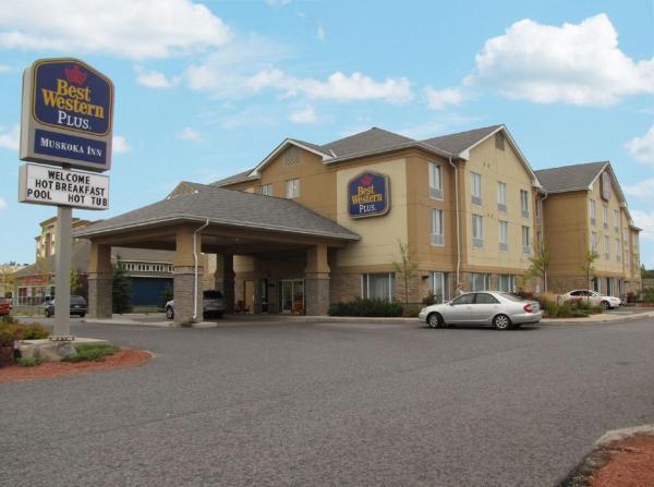 Hotel Pictures: Best Western Plus Muskoka Inn, Huntsville