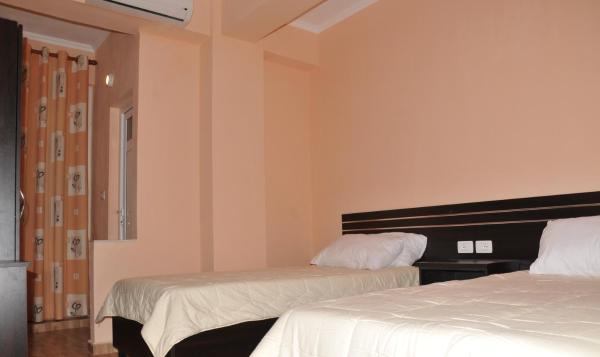 Hotelbilleder: Hotel Lulishte, Gjirokastër