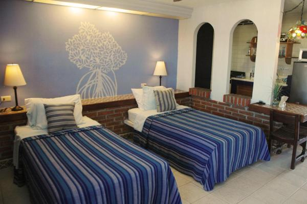 Junior Suite with 2 single beds