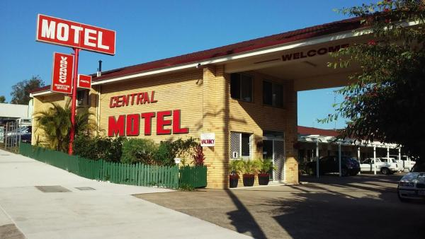 Fotos do Hotel: Nambour Central Motel, Nambour