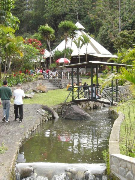 Hotel Pictures: Ecovita Organic Boutique Lodge & Farm, Pallatanga