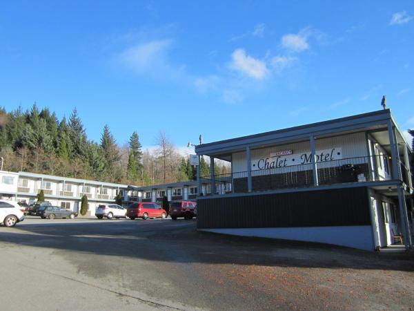 Hotel Pictures: The Chalet Motel, Kitimat
