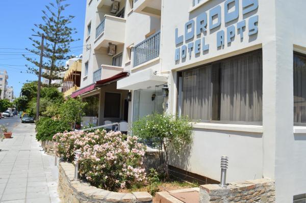 Φωτογραφίες: Lordos Hotel Apts Limassol, Λεμεσός