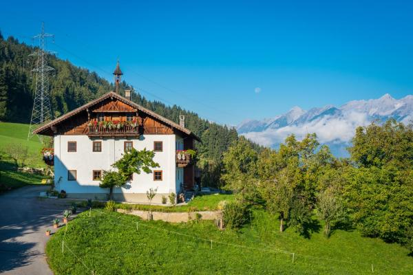 ホテル写真: Bauernhaus, Kolsassberg