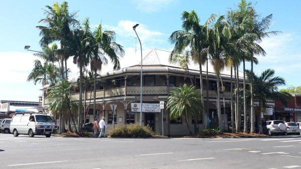 酒店图片: The Middle Pub, Mullumbimby