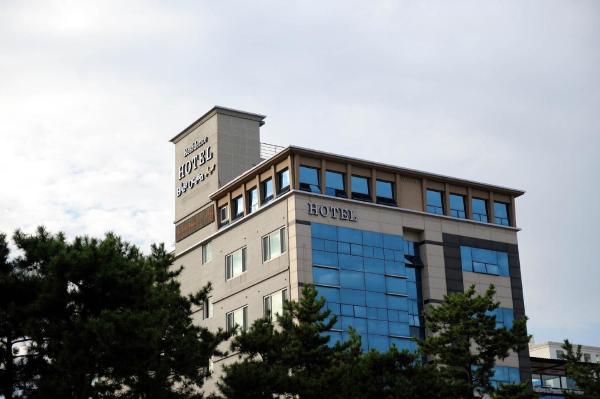 Zdjęcia hotelu: Residence Hotel Blue Ocean View, Ulsan