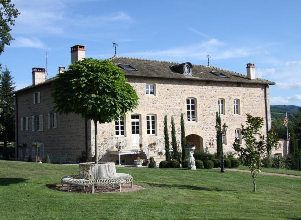 Hotel Pictures: Manoir Montdidier, Saint-Léger-sous-la-Bussière