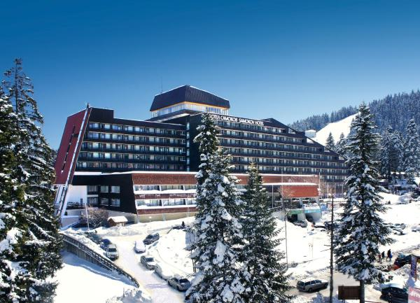 Hotellikuvia: Hotel Samokov, Borovets