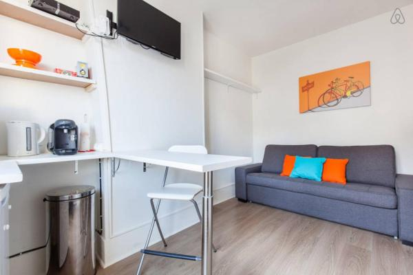 Hotel Pictures: Charmant studio Paris 10min, Clichy