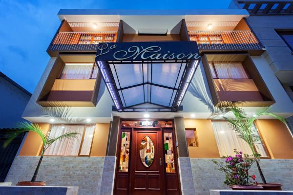 Hotel Pictures: Hotel Francés La Maison, Pasto
