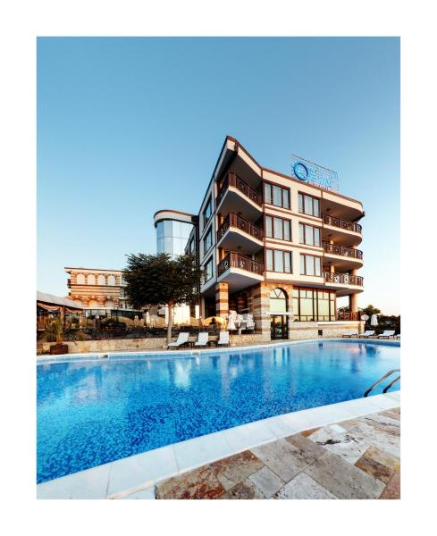 Hotellikuvia: The Mill Hotel / Melnicata, Nessebar